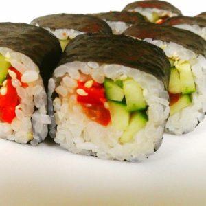Купить роллы и суши. Купить ролл Диетический