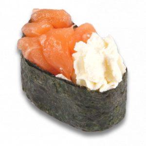 Купить Суши Сливочные с лососем