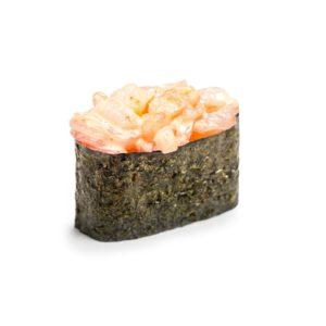 Купить Спайси суши с креветкой