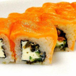 Купить роллы и суши. Купить УнагиФилл роллы