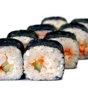 Купить роллы, купить суши. Эбимол роллы